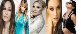 Best Female Performer in the Balkans - who is it going to be?