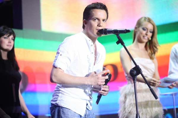 ARMIN MUZAFERIJA - BEST SONG FROM BOSNIA AND HERZEGOVINA