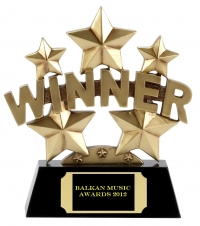 Balkan Music Awards 2012 results